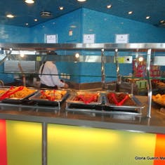 Port Canaveral, Florida - Wipeout Cafe