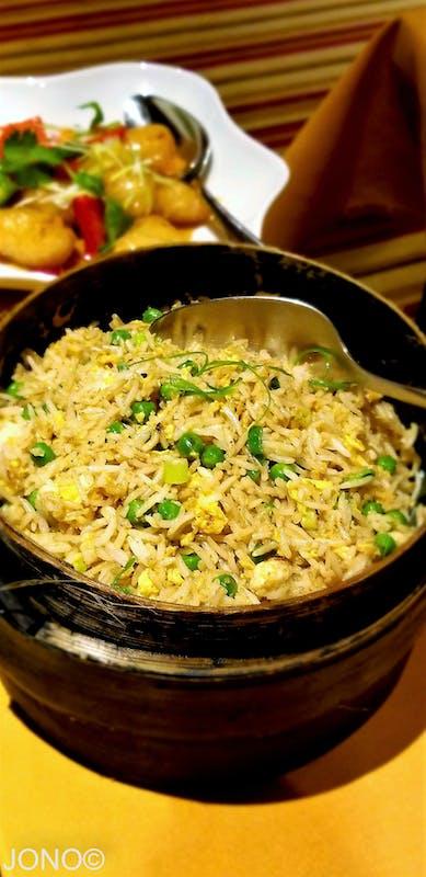 Fried rice - Carnival Sunshine