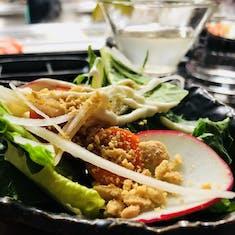 Teppanyaki Salad