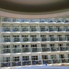 Port Canaveral, Florida - Rock Climbing Wall & Boardwalk Balcony Cabins