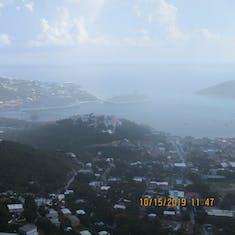 Rain in St. Thomas