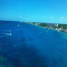 George Town, Grand Cayman - Arriving