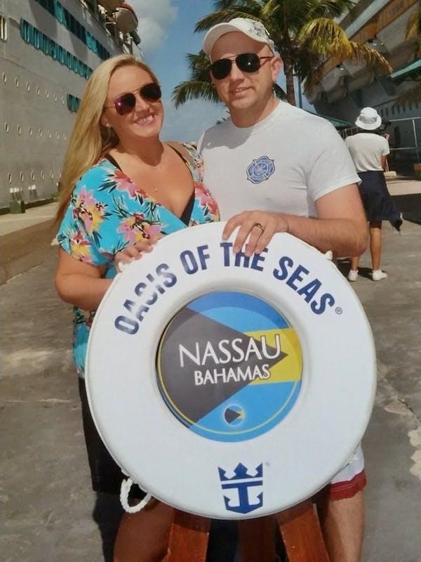 Nassau, Bahamas - May 02, 2015