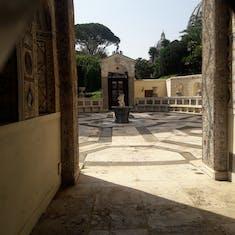 Civitavecchia (Rome), Italy - Vatican Gardens