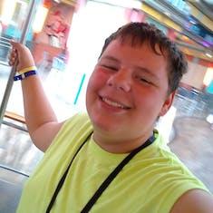 Carousel on the boardwalk