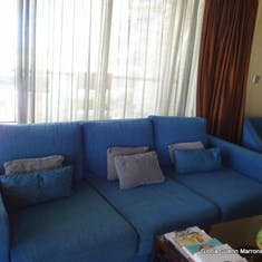 Port Canaveral, Florida - Sitting Area of Suite