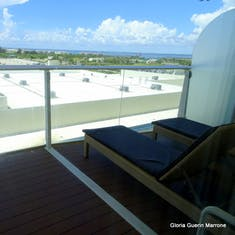 Port Canaveral, Florida - Suite balcony