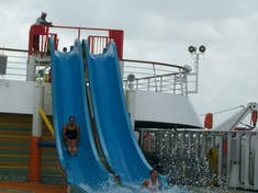 Water Slide time