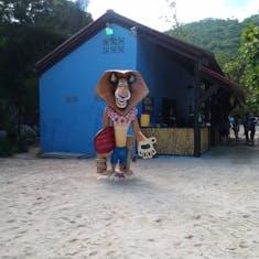 Labadee (Cruise Line Private Island) - Alex the Lion