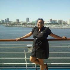 Embarkation Long Beach CA