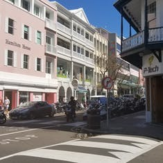 City of Hamilton Bermuda