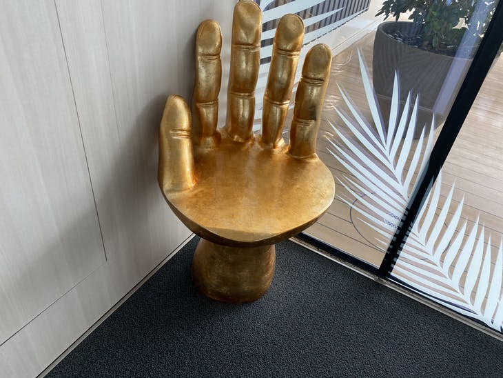Retreat Lounge Hand Chair - Celebrity Edge