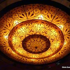 Light in Showroom - Main Theater