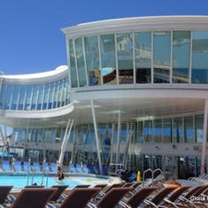 Port Canaveral, Florida - Pool Deck