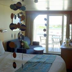 Decoration in cabin