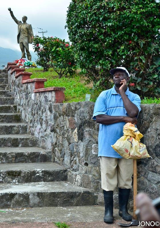 Basseterre, St. Kitts - September 15, 2013