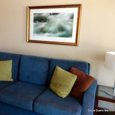 Port Canaveral, Florida - Sitting area