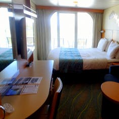 Port Canaveral, Florida - Balcony Cabin