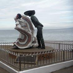Puerto Vallarta, Mexico - Dancing couple
