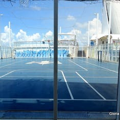 Port Canaveral, Florida - Sports Court