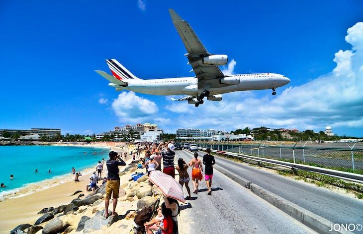 Philipsburg, St. Maarten - September 15, 2013