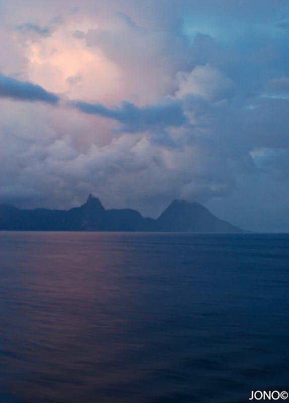 Castries, St. Lucia - September 15, 2013