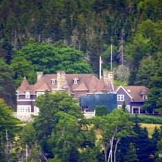 Sydney, Nova Scotia - Alexander Graham Bell Home