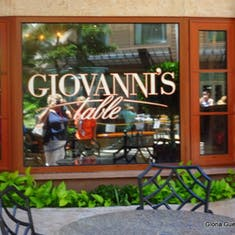 Port Canaveral, Florida - Giovanni's Table