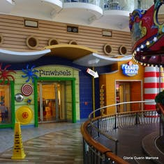 Boardwalk Shopsw - Pinwheels, Candy Beach
