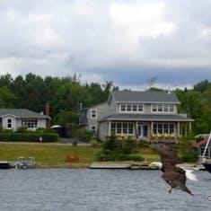 Sydney, Nova Scotia - View along the Lake