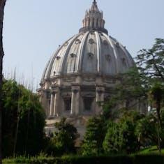 Civitavecchia (Rome), Italy - Vatican Grounds