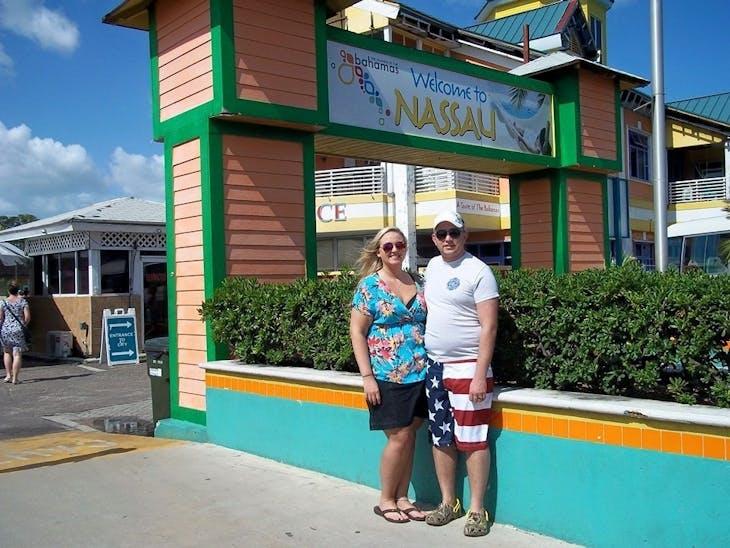 Nassau, Bahamas - Nassau Sign