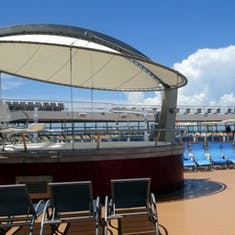 Port Canaveral, Florida - Whirlpookl & Pool