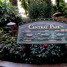 Port Canaveral, Florida - Central Park