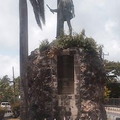 Falmouth, Jamaica - Christopher Columbus Statue