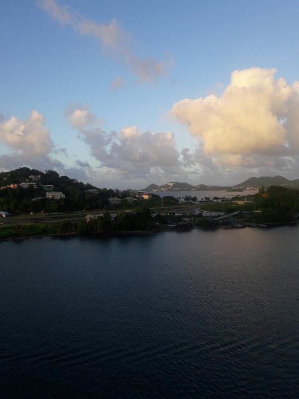 Bridgetown, Barbados - Inbound