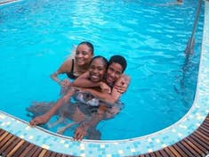 Resort Pool was great