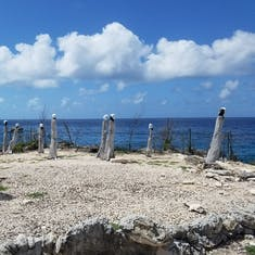 History of Nassau, the generations of slaves watching for ships