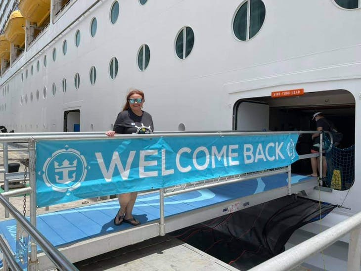 Welcome - Adventure of the Seas