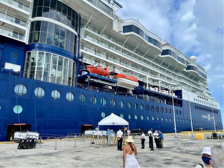 Millennium in Curaçao  - Celebrity Millennium