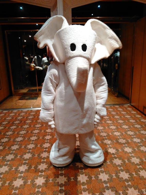 Towel Elephant 🐘 - Carnival Triumph
