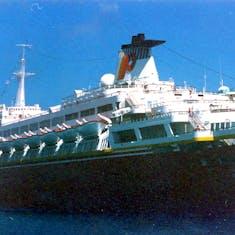 Disney--Big Red Boat (Oceanic)