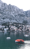 At Kotor port from our balcony