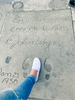 Chinese Theatre Footprints