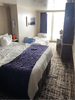 Mini suite mid ship deck 9