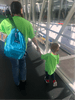 Grandson's first cruise with his cousin