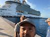 Selfie at Cozumel