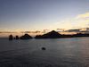 Sunset over the peninsula