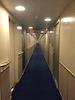 Hallways were always clean the next morning.