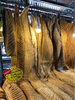 Giant slabs of dried river fish